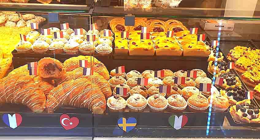 Frankreichwochen Bäckerei Schmidt