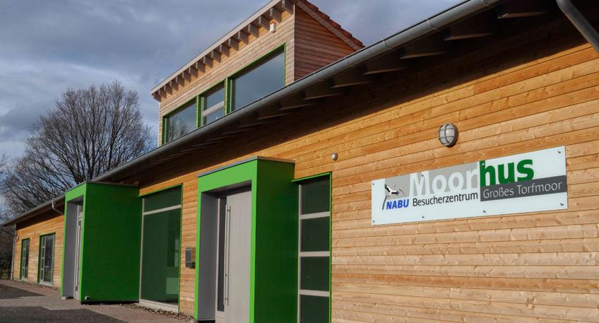 Bei den Herbst-Ferienspielen im NABU Besucherzentrum Moorhus sind noch Plätze für Kinder und Jugendliche frei.