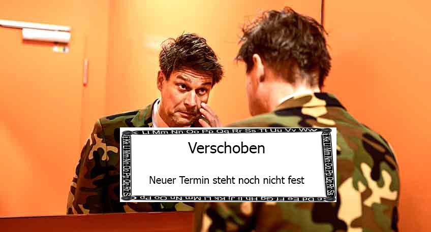 Jens Neutag verschoben