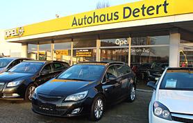 Die Autohaus Detert GmbH & Co. KG - früher Autohaus Blase - im Lübbecker Industriegebiet West, Zeissstraße 7, ist schon seit 1986 als zuverlässiger Partner rund um das Auto bekannt. Am 1. Januar 2003 hat Ralf Detert als Geschäftsführer die Leitung des Autohauses übernommen, das er als Opel-Service-Betrieb und autorisierter Opel-Vermittler führt.