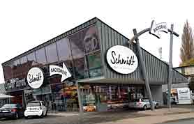 """Bäckerei Schmidt - mit DLG-Auszeichnung """"Preis der Besten"""""""