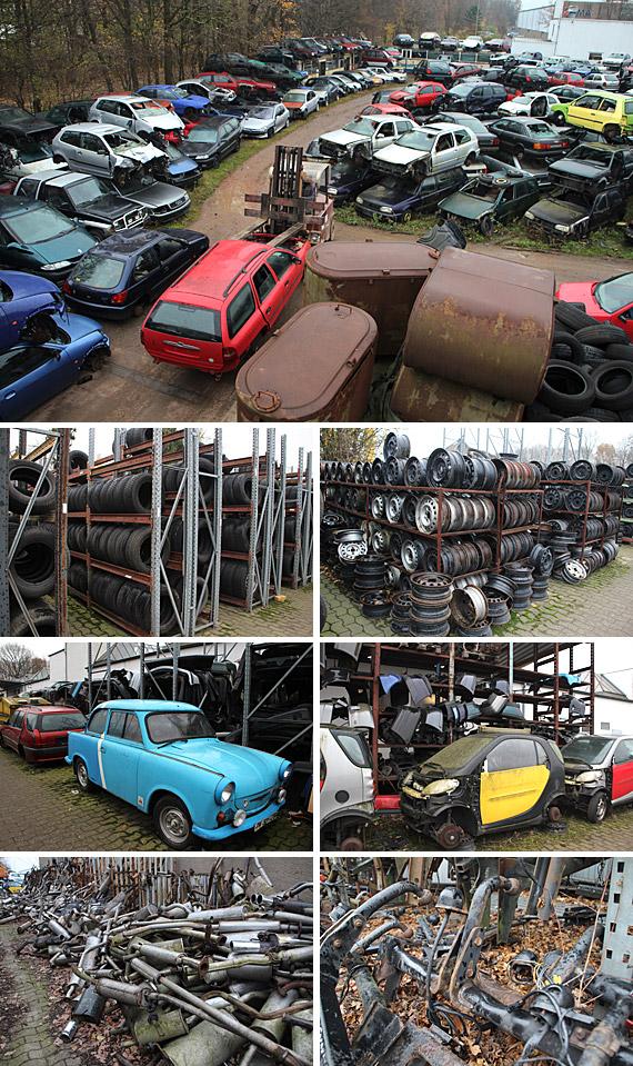 BE-KI - dieser Name steht seit den 1980er Jahren im Lübbecker Land und darüber hinaus für die fachgerechte Entsorgung von Fahrzeugen.