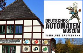 Deutsches Automaten Museum  Sammlung Gauselmann