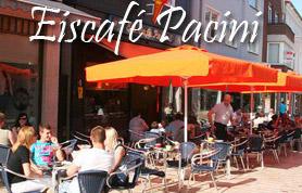 Auf seiner Eiskarte verspricht das Eiscafé Pacini ein kleines Stück Toscana in Lübbecke - und das zu recht. Denn bereits in der dritten Generation ist der Name Pacini im Zusammenhang mit leckeren Eisspezialitäten ein Begriff. Angefangen hat die Eis-Familiengeschichte im Jahre 1958. Seit 2002 wird sie in Lübbecke geschrieben, wo es im Februar heißt: Pacinis sind wieder da, das Frühjahr bzw. der Sommer beginnt.