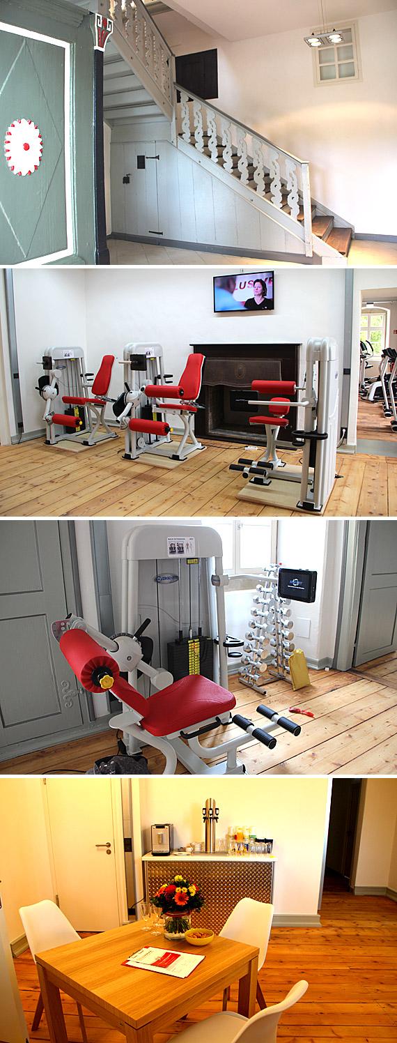 """""""Exclusive - Medizinisches Fitnesstraining"""" arbeitet mit den ortsansässigen Ärzten ebenso zusammen wie mit den Krankenkassen"""