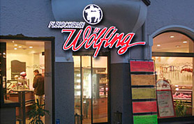 Als Traditionsunternehmen ist die Fleischerei Wölfing weit über die Grenzen Lübbeckes hinaus bekannt.