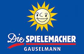 """Spiel und Spaß bieten """"Die Spielemacher Gauselmann"""""""