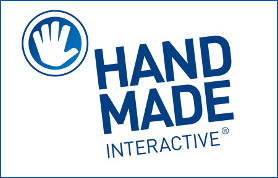 """Werbung ist Botschaft – eine Information an Kunden. Und ganz gleich, ob Geschäftspartner oder Endverbraucher angesprochen werden sollen – Werbung soll und muss überzeugen, um erfolgreich zu sein. 1995 gründete Christian Joseph seine """"HANDMADE Interactive® Werbegesellschaft"""" als Einzelunternehmen."""