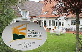 Im Landhotel Blankenstein an der Dummerter Straße 40 in Bad Holzhausen genießen die Gäste stets die volle Aufmerksamkeit aller Mitarbeiter des Familien geführten Hauses.
