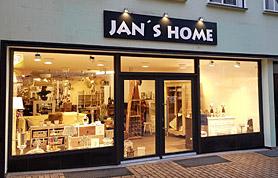 Markenwaren und Kleinmöbel zum halben Preis – Jan's Home
