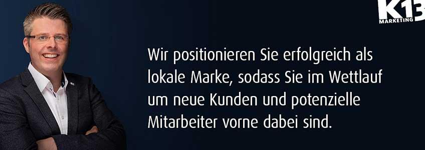 K 13 Werbung Holger Kleffmann
