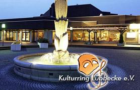 Im Jahr 2001 gründete eine Gruppe kulturinteressierter Bürger den Kulturring Lübbecke e.V. Ziel war und ist, die Kultur in der Stadt Lübbecke zu fördern und dabei insbesondere den Theaterauftrag zu erfüllen.