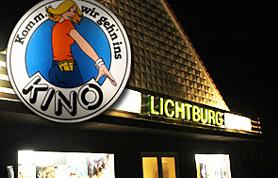 """Kino """"Lichtburg"""" in Lemförde mit einzigartigem Ambiente"""