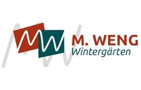 Wenn man mit offenen Augen durch das Minden-Lübbecker Land fährt, sieht man immer wieder Hinweisschilder, die auf MW M. Weng Wintergärten hinweisen.
