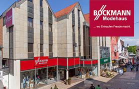 Die Geschichte des Modehauses Böckmann ist die Geschichte stetigen Wachstums und kundenorientierter Entwicklung.