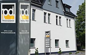 Die Personaldienst in Minden GmbH Co. KG ist seit über 25 Jahren als Personal-Dienstleistungsunternehmen mit 13 Standorten in Nordrhein-Westfalen und Niedersachsen vertreten. Im Bereich der Arbeitnehmerüberlassung/-vermittlung stellt die Personaldienst in Minden GmbH & Co. KG, Zweigniederlassung Lübbecke, den Unternehmen im gewerblichen sowie kaufmännischen Bereich qualifiziertes, flexibles, motiviertes und zunehmend spezialisiertes Personal zur Verfügung.