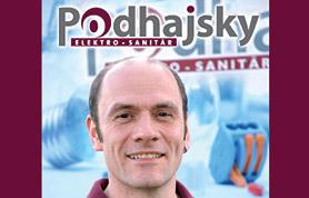 """Für Karl-Heinz Podhajsky stand immer fest, dass er beruflich sein """"eigener Herr"""" sein wollte. Als er im Januar 2006 seine Prüfung zum Elektro-Meister bestanden hatte, war er diesem Ziel ein ganzes Stück näher gekommen. Den entscheidenden Schritt in die Vollselbständigkeit wagte er dann im Dezember 2007 mit der Gründung seines eigenen Elektro- und Sanitärbetriebes."""