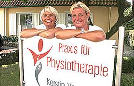 Physiotherapie Kerstin Vey-Stenzel – Die Gesundheitspraxis