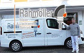 Rahmöller Maler- & Lackiererbetrieb Manufaktur für Gestaltung von Decken, Wand und Boden