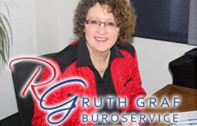 Büroservice von Ruth Graf – immer kompetent & zuverlässig