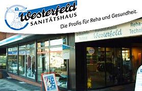 Reha, Orthopädie und Gesundheit im Sanitätshaus Westerfeld