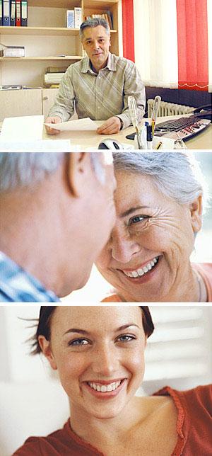 Zähne sind seit Alters her Ausdruck für Vitalität und Lebensqualität.