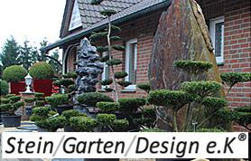 Stein/Garten/Design ist ein leistungsstarkes Unternehmen des Garten- und Landschaftsbaus und Spezialist für Ausführung von exklusiven Natursteinarbeiten an der Niedringhausener Str. 126 in Hüllhorst-Oberbauerschaft. Kunden in Lübbecke, Löhne, Bad Oeynhausen, Bünde und Herford schätzen die Kompetenz und Perfektion des familiengeführten Fachbetriebes, der 2001 von Carsten Hohlt gegründet wurde. Stein/Garten/Design begleitet Ihre Projekte professionell und kompetent - zuverlässig, schnell und zu fairen Konditionen.