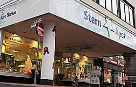 Die Apotheke in der Lübbecker Innenstadt: Stern-Apotheke