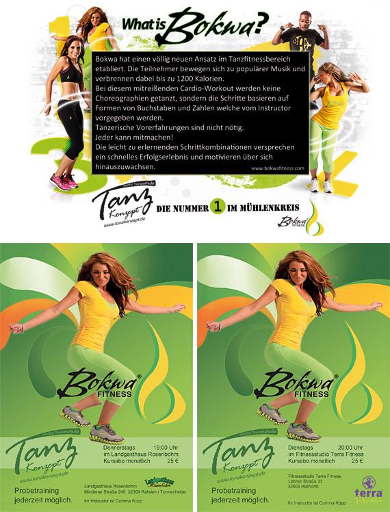 """""""Bokwa"""" ist das neue Angebot der ADTV-Tanzschule TanzKonzept."""