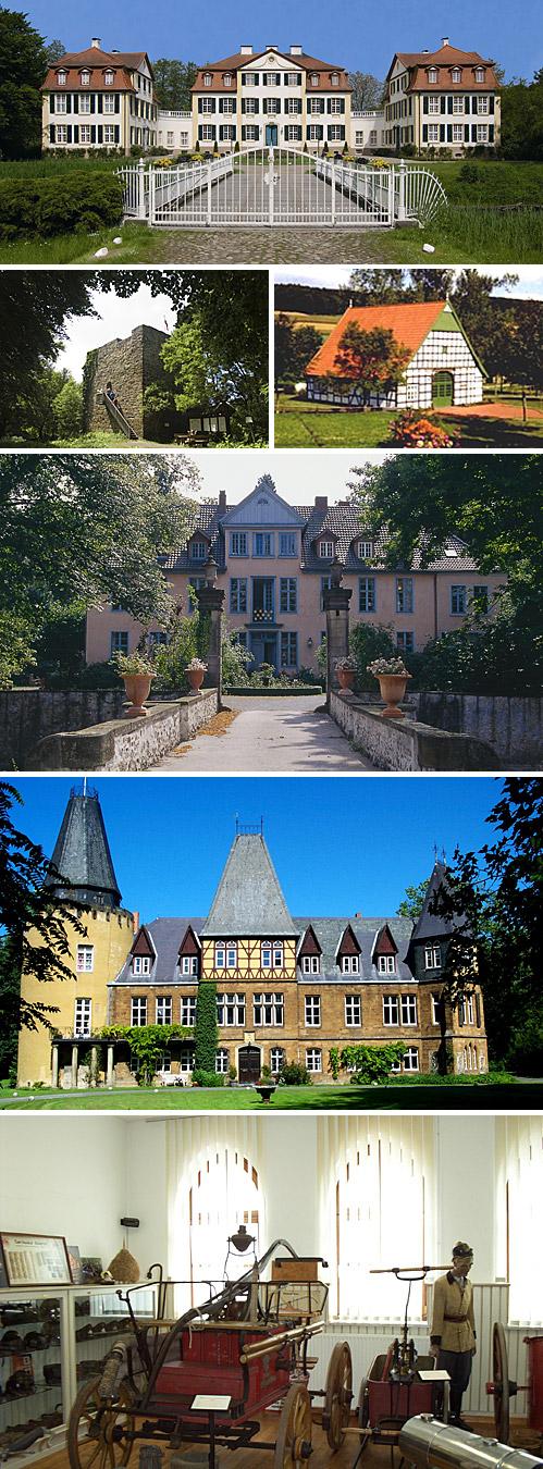 Touristik Preussisch Oldendorf Hallo Luebbecke