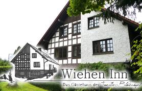 """Die perfekte Adresse, um zu entspannen und mal richtig die Seele baumeln zu lassen, ist das """"Wiehen Inn"""" mit zwei Ferienwohnungen in Bad Holzhausen"""