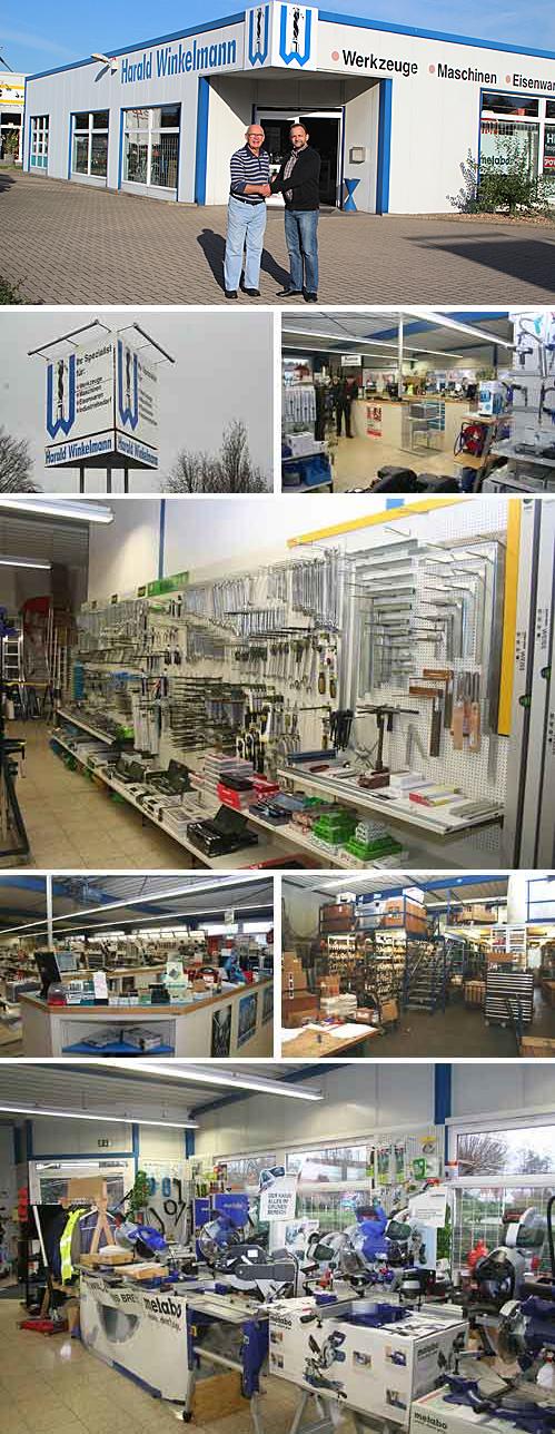 Die Winkelmann GmbH & Co. KG genießt einen ausgezeichneten Ruf auch weit über Lübbecke hinaus bis nach Diepenau und Bad Essen.