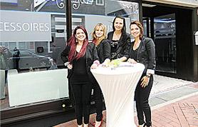 """Eine entspannte Atmosphäre und Verwöhnambiente verspricht das Nagel- und Kosmetik-Studio """"Xristina´s Nail-Lounge"""" in der Tonstraße 4-6 in Lübbecke."""