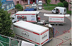 """Im Jahr 1985 entstand unter dem Firmennamen """"Engershauser Holzwerkstatt GBR"""" eine Tischlerei (Peter Lindemann und Johannes Schlösser) mit einem Betriebszweig Zimmerei (Carl-Maria v. Spiegel). Seit 1993 existiert die """"Zimmerei Carl-Maria v. Spiegel"""" als eigenständiger Betrieb"""