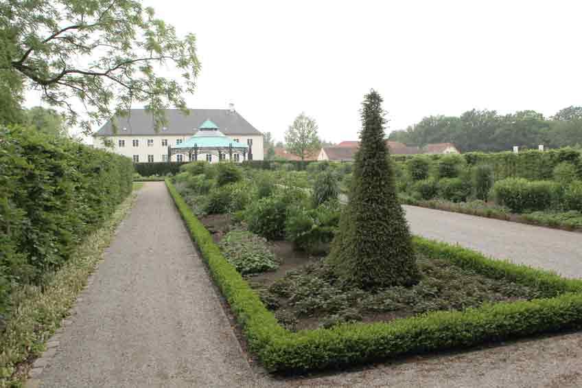 Schloss Benkhausen - Park