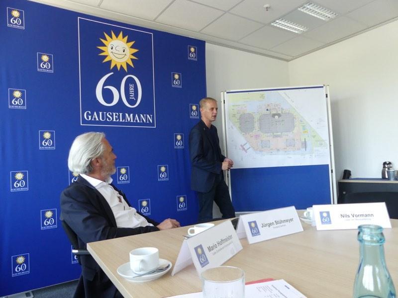 60 Jahre Gauselmann Gruppe I