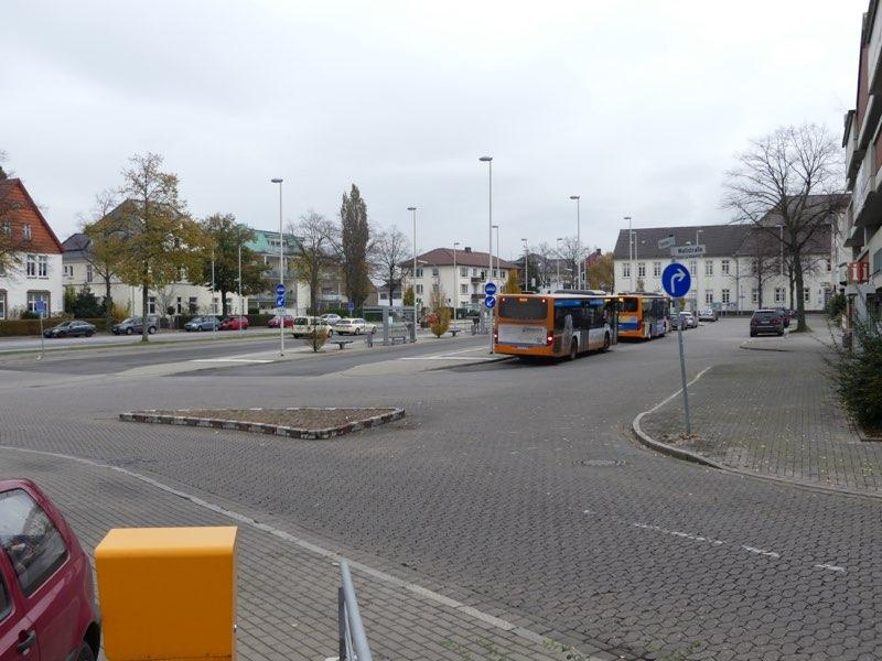 "Gru?nes Licht fu?r Lübbeckes Innenstadtprojekt ""Westertor"""