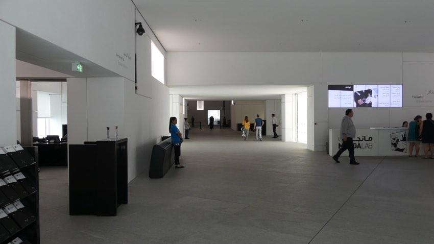 Der Louvre Abu Dhabi: Kunst für die Kunst