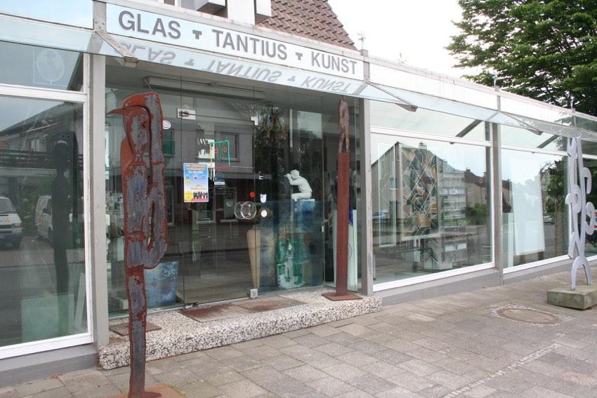 Glas + Kunst Tantius in Lübbecke