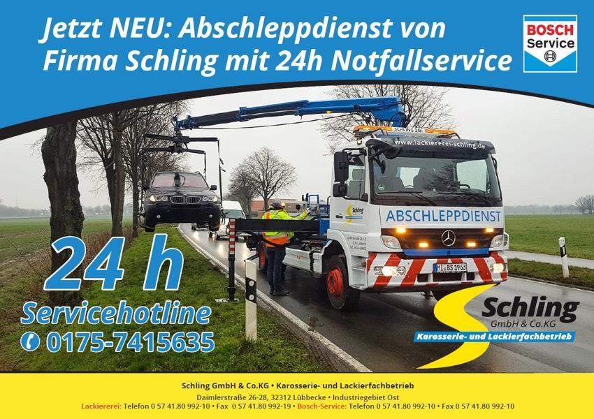Schling GmbH&Co.KG, Karosserie- und Lackierfachbetrieb