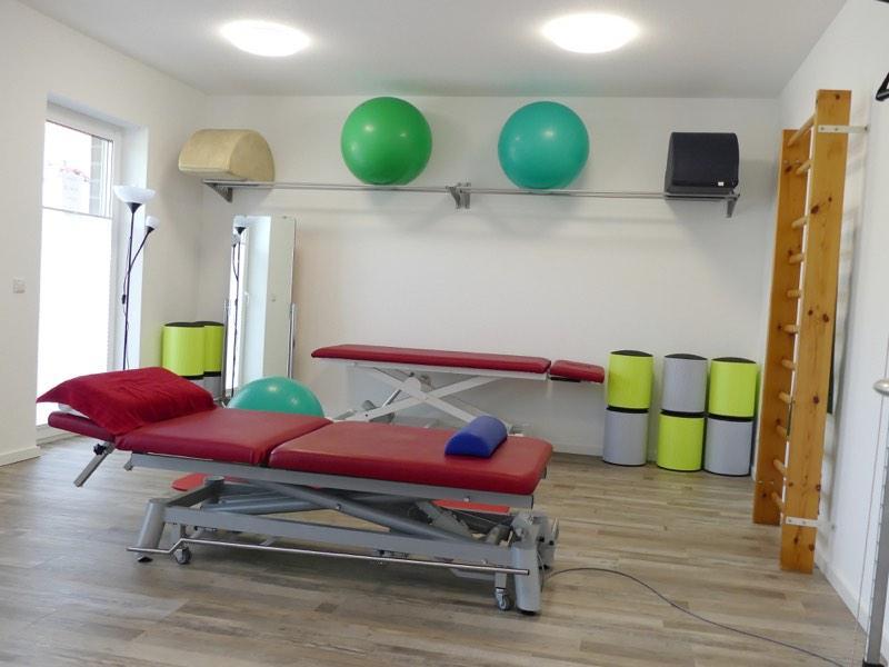Praxis für Krankengymnastik Nadine Nentwig an neuem Standort