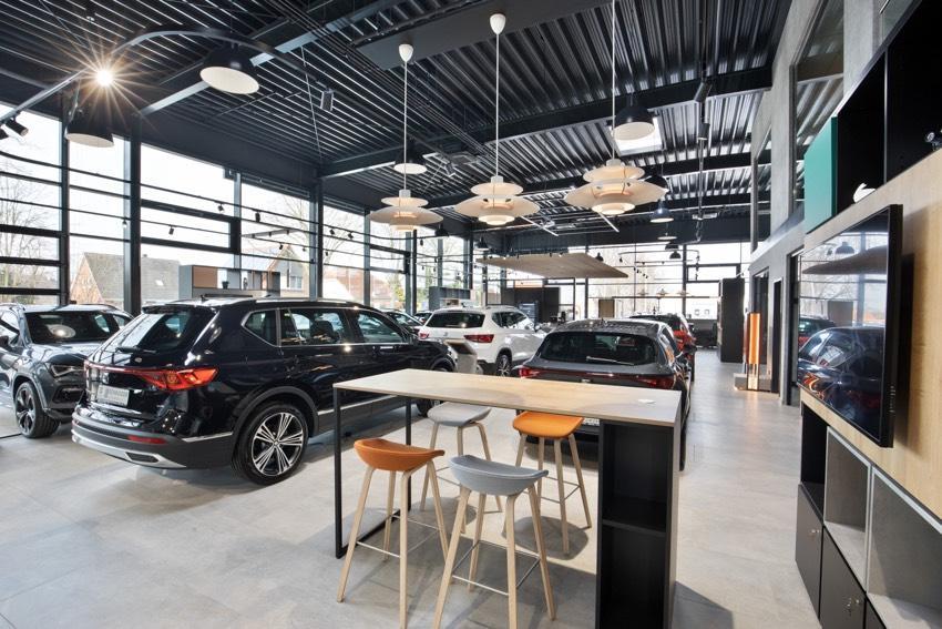 Neubau Schneider Automobile