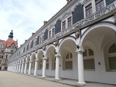 Dresden - eine Stadt im Dixie-Fieber