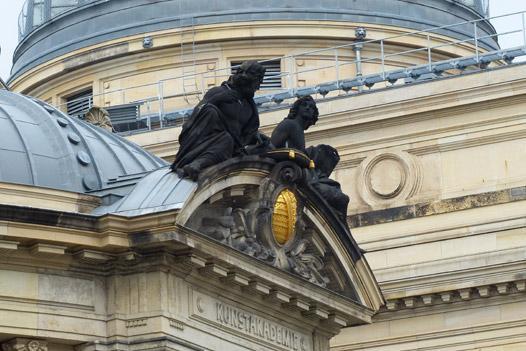 Dresden begeistert als Gesamtkunstwerk