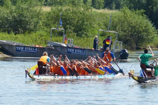 Weserdrachen-Cup 2013 in Minden