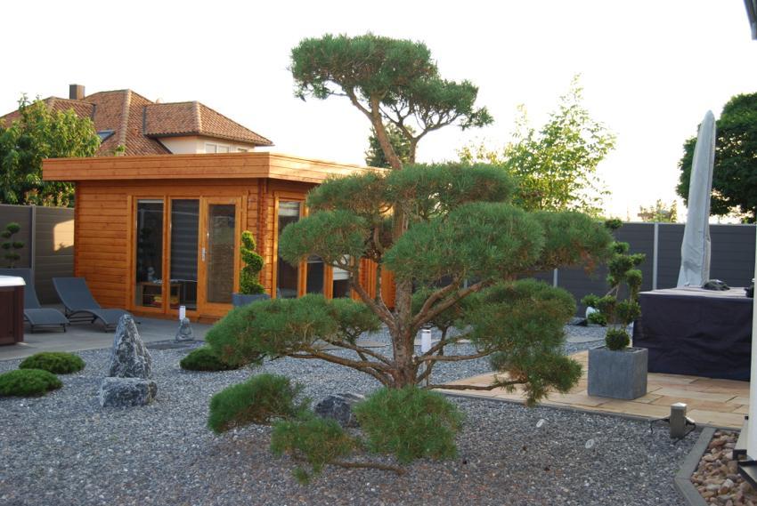 stein garten design – godsriddle, Gartenarbeit ideen