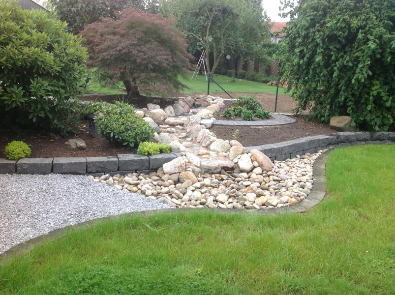 Stein Garten Design ~ Kreative Ideen für Design und Wohnmöbel