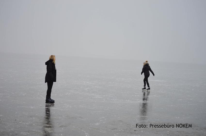Der Frost ist ein ganz spezieller Landschaftsmaler