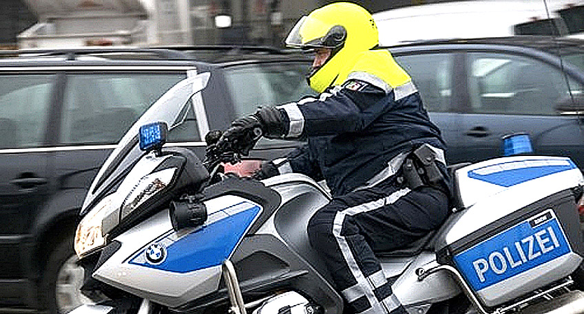 Vergangenen Sonntag hatten die Spezialisten des Mindener Verkehrsdienstes bei ihren Kontrollen verstärkt Motorradfahrer im Fokus.