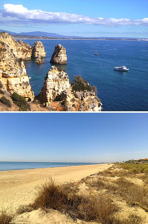 Die Algarve ist die südlichste und die zweitkleinste Provinz Portugals und verfügt bei fast 200 Kilometer über eine der schönsten Küsten Europas.